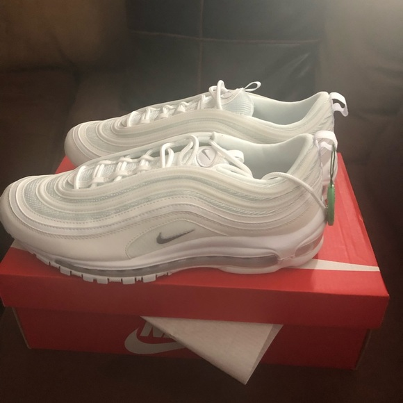 2air max 97 triple white